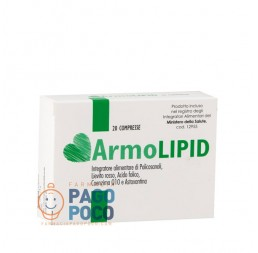 ARMOLIPID 20CPR