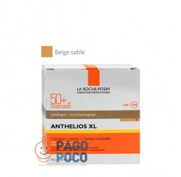 ANTH COMPACT 01 50+ 9G BEIGE