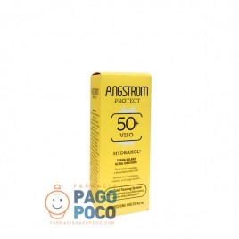 Angstrom protect hydraxol crema solare viso 50+