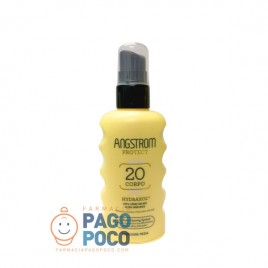 Angstrom protect hydraxol latte spray spf 20