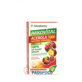 ACEROLA 1000 30 CPR MASTICABILI