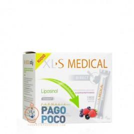XLS MEDICAL LIPOSINOL DIRECT 90BUSTINE