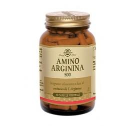 AMINO ARGININA 500 50CPS VEG