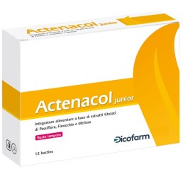 ACTENACOL JUNIOR 12BUST