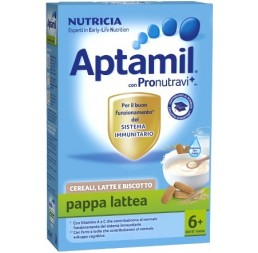 APTAMIL PAPPA LATTEA BISC 250G