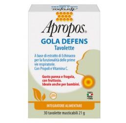 APROPOS GOLA DEFENS 30TAV