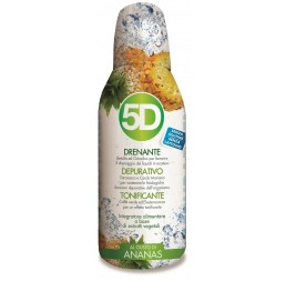 5D SLEEVERATO ANANAS 500ML