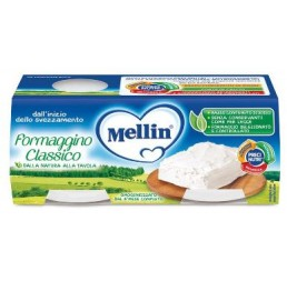 MELLIN BABY FORMAG CLASS 2X80G
