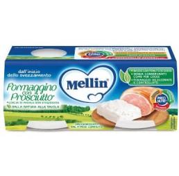 MELLIN BABY FORMAG PROSC 2X80G