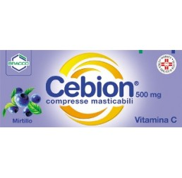 CEBION 500*20CPR MAST MIRTILLO