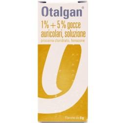OTALGAN*OTO GTT FL 6G