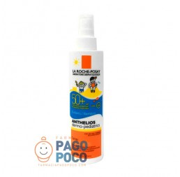 ANTHELIOS DPED 50+ SPRAY 200ML