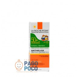 ANTHELIOS DPED 50+ LAIT 40ML