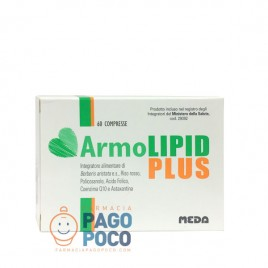 ARMOLIPID PLUS 60CPR - PRODOTTO ITALIANO