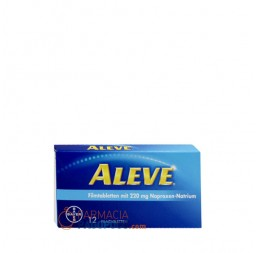 ALEVE*20CPR RIV 220MG