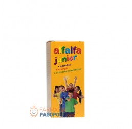 ALFALFA JUNIOR SOL BEVIB 125ML