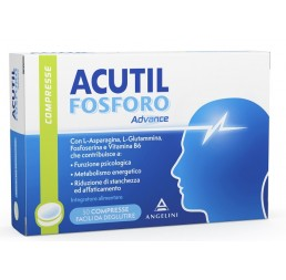 ACUTIL FOSFORO ADVANCE 50CPR
