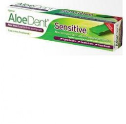 Aloedent Sensitive Dentif100ml