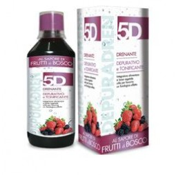 5D FRUTTI BOSCO 500ML