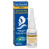 ISOMAR SPRAY NOGAS DECONGEST