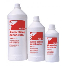 Alcool Etilico Denaturato500ml