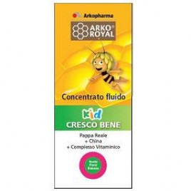 CRESCO BENE CONC FLUIDO 150ML
