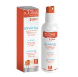 Aloedermal Cr Sol Spray Spf30