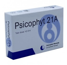 PSICOPHYT REMEDY 21A 4TUB 1,2G