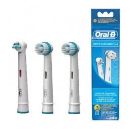 ORALB ORTHOCARE ESSENTIALS 3P