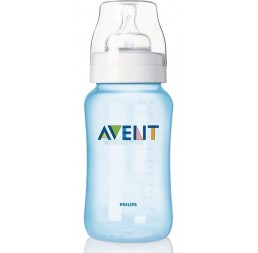 AVENT BIB NATURAL 330ML PP AZZ
