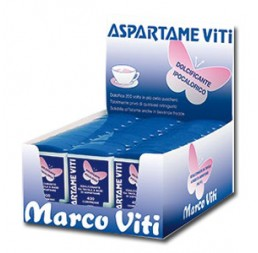 Aspartame Viti 400cpr 43mg