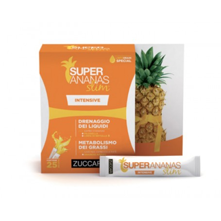 SUPER ANANAS SLIM INTENS 250ML