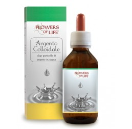 Argento Coll 20ppm 100ml Flowe