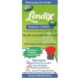 Lendix Sh Plus+pettine 2in1