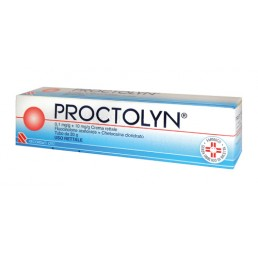 PROCTOLYN*CR RETT 30G