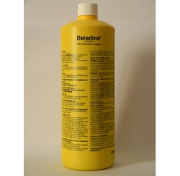BETADINE*SOLUZ CUT FL 1000ML