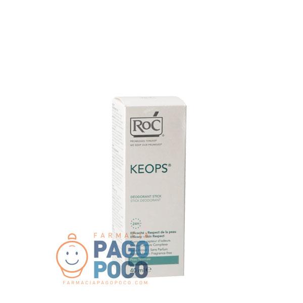 ROC KEOPS DEOD STICK 40ML