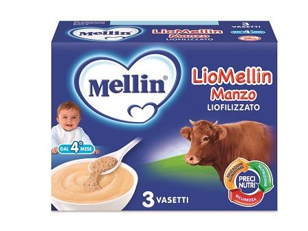 LIOMELLIN MANZO LIOF 3X10G