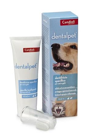 Dentalpet Dentifricio 50ml
