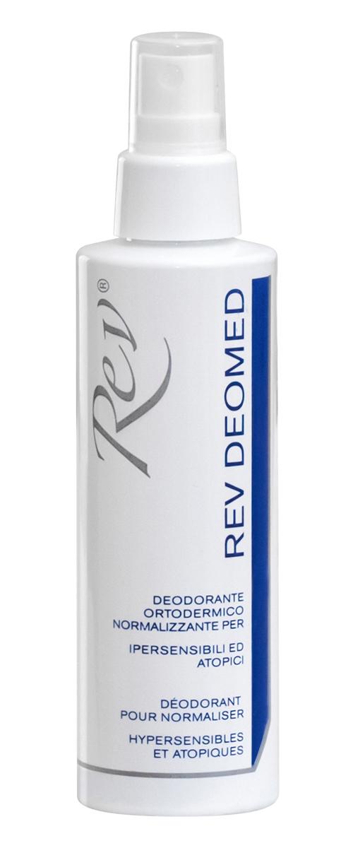 Rev Deomed Deod Spray Liq 125m