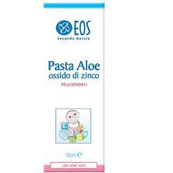 Eos Aloe Pasta Oss Zinco 100ml