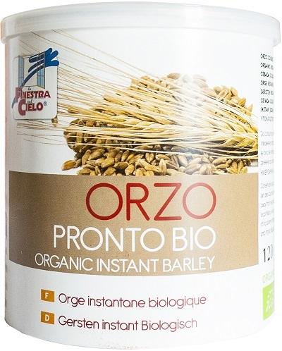 Orzo Solubile Pronto 120g Bio