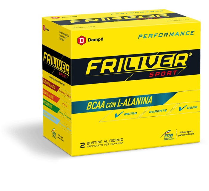 FRILIVER SPORT PERFORMANCE 24B