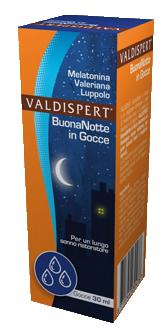 VALDISPERT BUONANOTTE GTT 30ML