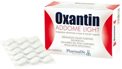 OXANTIN ADDOME LIGHT 60CPR