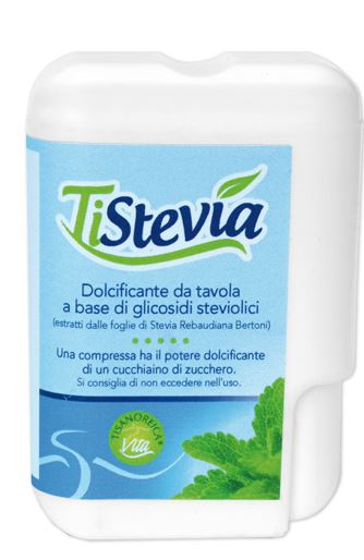 Dolcificante Stevia 100cpr