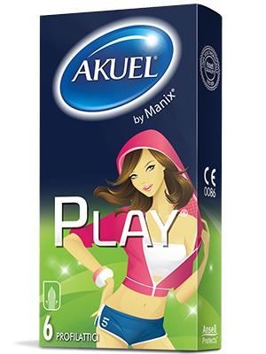 AKUEL BY MANIX PLAY B 6PZ