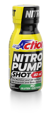 PROACTION NITRO PUMP SHOT 40ML