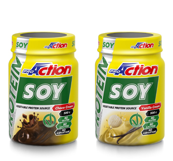 PROACTION SOY PROTEIN CHOCO CR