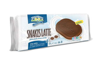 Happy Farm Snakis Crema Latte